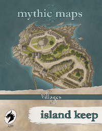 Mythical Maps Cover Really, Really Tiny Preview